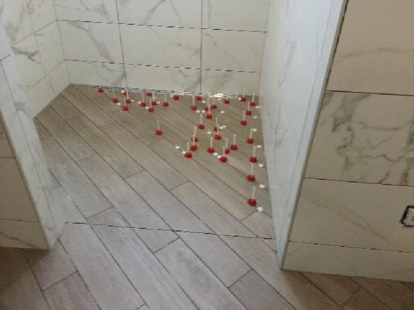 - Did Anyone Use The Wood Look Tile In The Shower